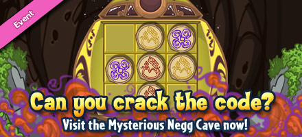 Mysterious Negg Cave